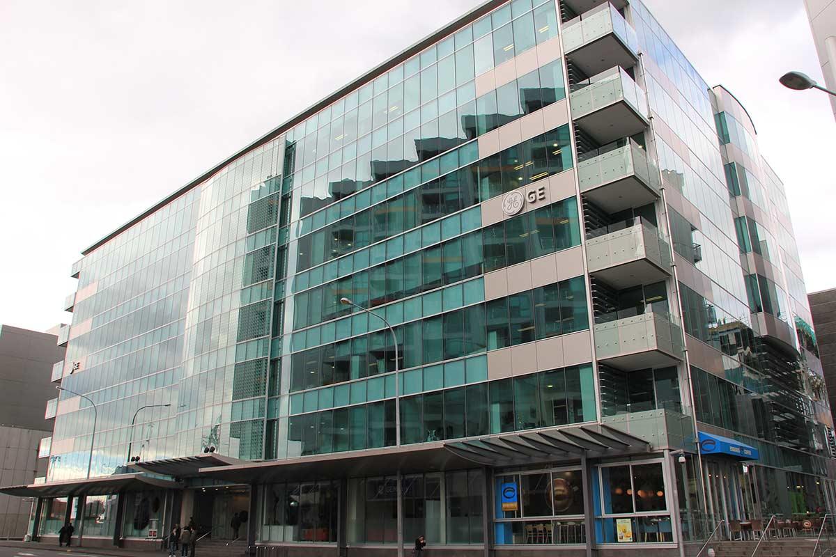 GE Money Building Auckland